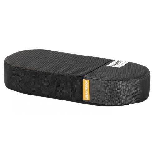 bagagedragerkussen 37 cm polyetheen zwart
