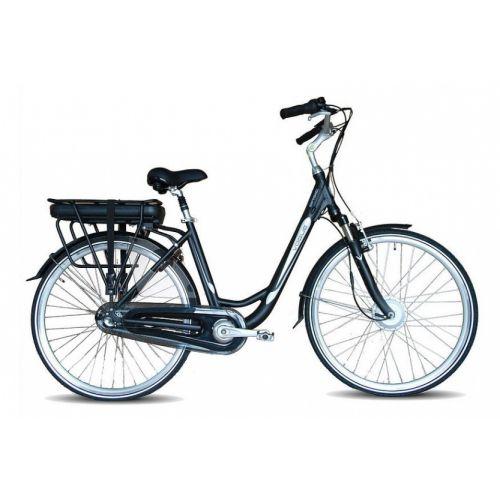 Basic 28 Inch 49 cm Dames 3V Rollerbrake Zwart