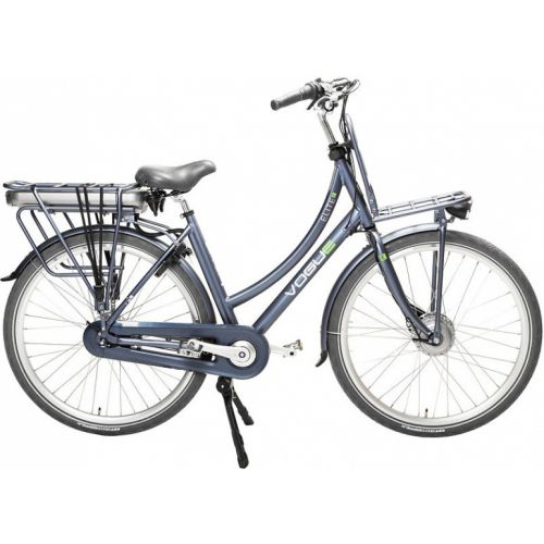 Elite 28 Inch 50 cm Dames 3V Rollerbrake Donkerblauw
