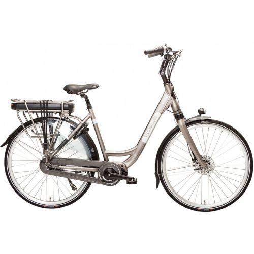Infinity E-bike 28 Inch 48 cm 8V Rollerbrake Matgrijs