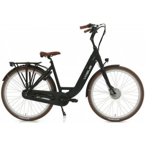Mestengo 28 Inch 49 cm Dames 8V Rollerbrake Zwart