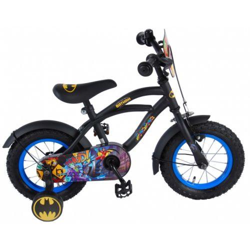Batman 12 Inch 21,5 cm Jongens Terugtraprem Zwart