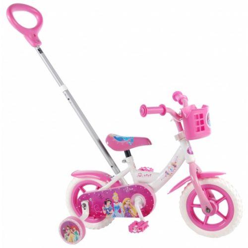 Disney Princess 10 Inch 18 cm Meisjes Doortrapper Wit/Roze