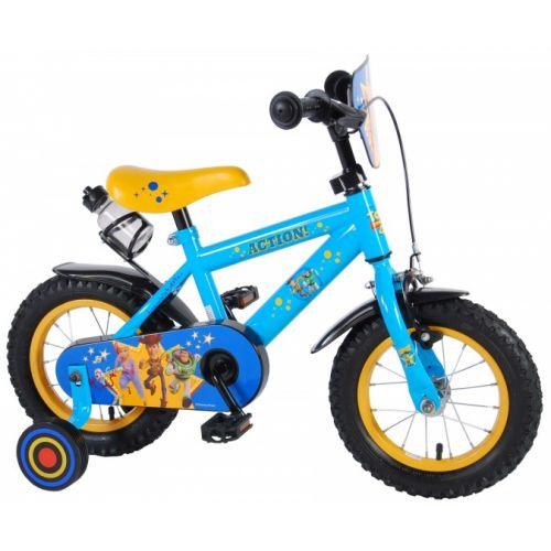 Disney Toy Story 12 Inch 21,5 cm Jongens Terugtraprem Blauw