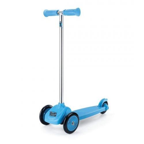 3-wiel kinderstep Xoo Mini Junior Voetrem Blauw