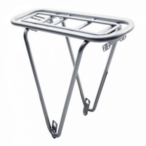 bagagedrager Yepp Rack achter 28 inch staal zilver